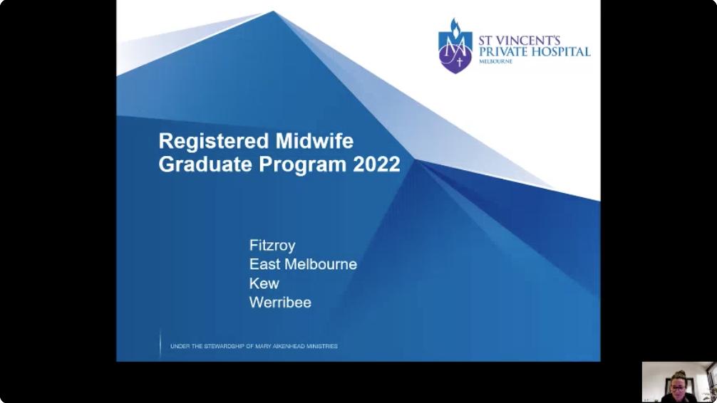 Midwifery Program 2022